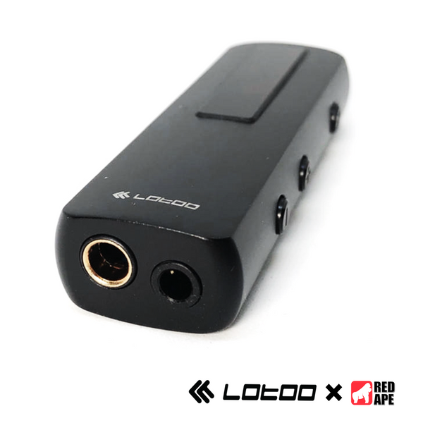 Lotoo PAW S1 Portable USB DAC & Amplifier