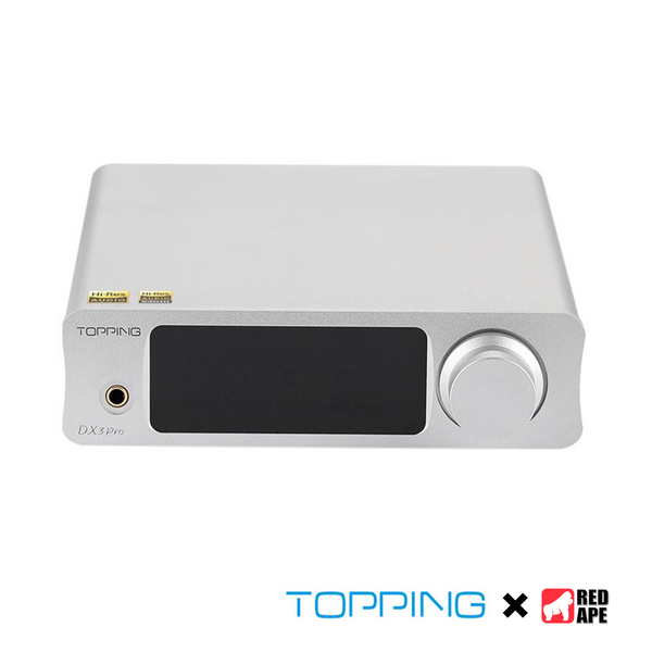 Topping DX3 Pro LDAC Headphone Amplifier