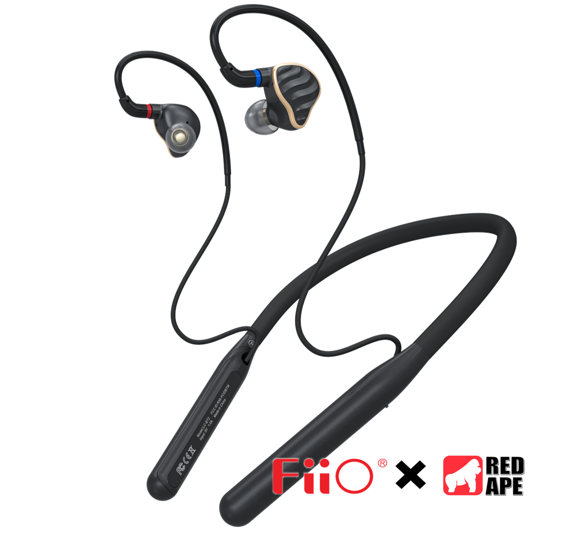 FiiO LC-BT2 Neckband Bluetooth Cable