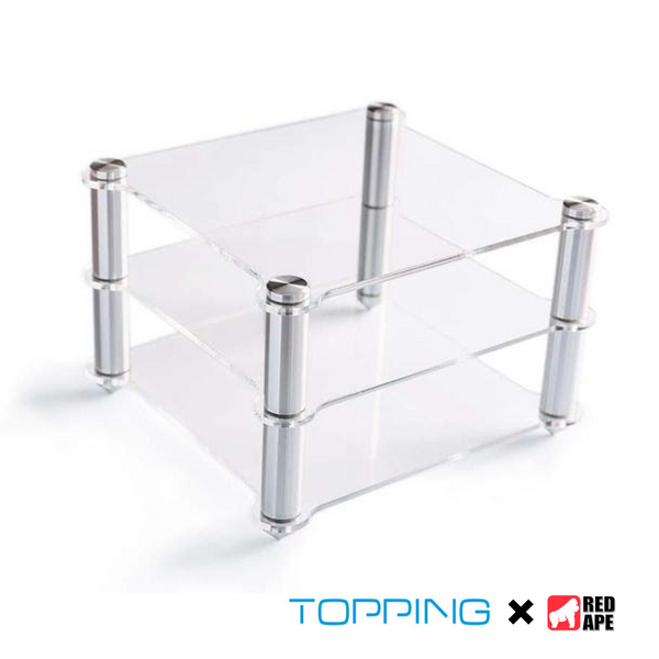 Topping Exquisite Acrylic Rack