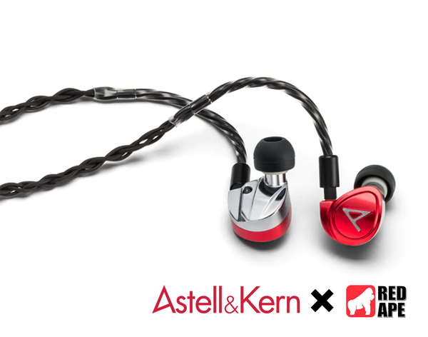 Astell&Kern Diana In-Ear Monitor by JH Audio