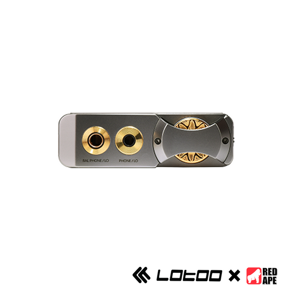 Lotoo PAW Gold Touch Ultimate High Resolution Premium Player (Titanium)