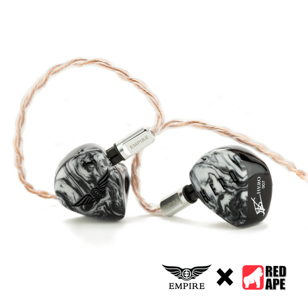 Empire Ears Hero Universal In-Ear Monitors (Founder's Edition)