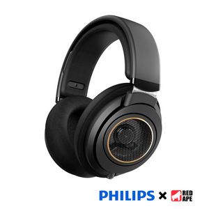 Philips SHP9600 Wired Over-Ear Headphones