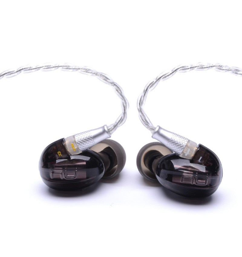 NuForce HEM1 In-ear Monitors with Single Hi-Res Balanced Armature driver