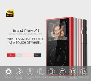 FiiO X1 (Gen 2) Portable High-Resolution Lossless Music Player