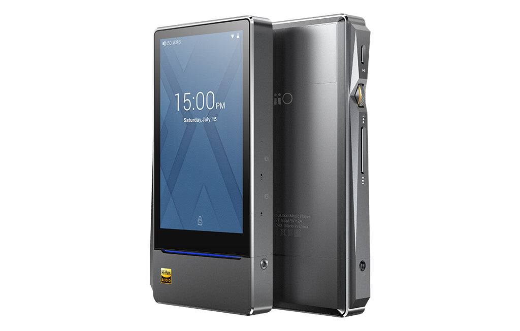 FiiO X7 Mark II Portable High-Resolution Audio Player