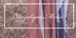 Angelique Merici Linen And natural organic fiber womens cothing