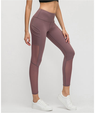 Naked-feel Yoga Leggings