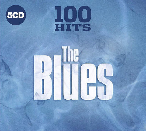 100 Hits The Blues 5xDiscs Various Artists New CD Box Set
