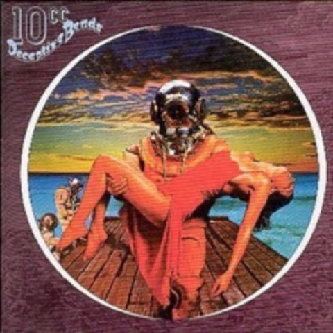 10cc Deceptive Bends New CD