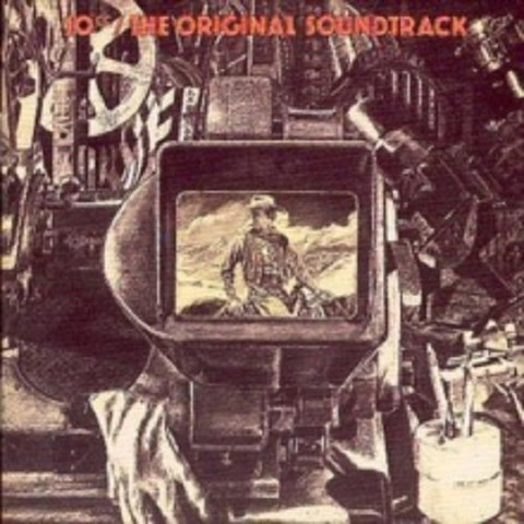 10cc The Original Soundtrack New CD
