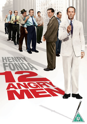 12 Angry Men (Henry Fonda, Lee J. Cobb) Twelve Region 4 DVD Not Chinese Copy