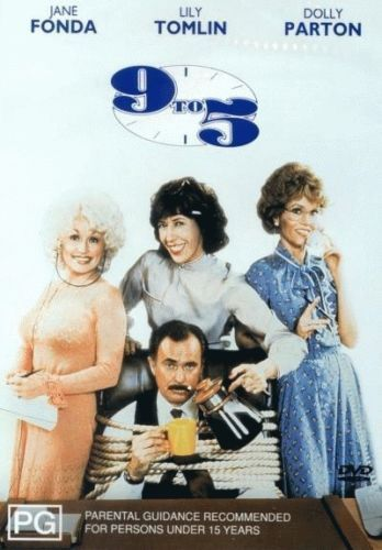 9 To 5 (Nine To Five) Dolly Parton Jane Fonda New DVD R4