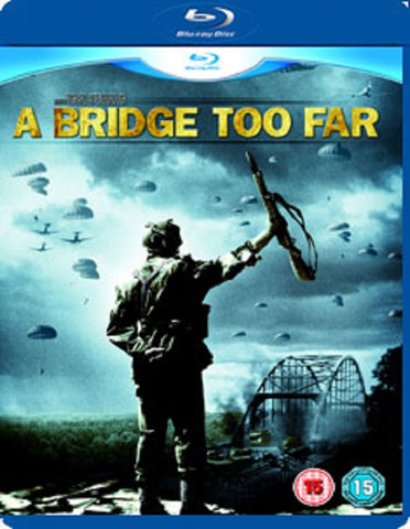 A Bridge Too Far (Dirk Bogarde James Caan Edward Fox) New Region B Blu-ray