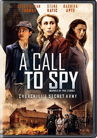 A Call to Spy  New DVD Region 4 IN STOCK NOW