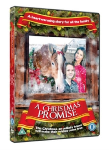 A Christmas Promise (Patrick Muldoon, Charisma Carpenter) New Region 2 DVD
