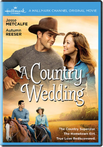 A Country Wedding (Jesse Metcalfe, Autumn Reeser, Laura Mennell) Region 1 DVD