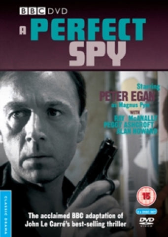 A Perfect Spy (Peter Egan) Complete BBC Series Region 4 New DVD For Australia