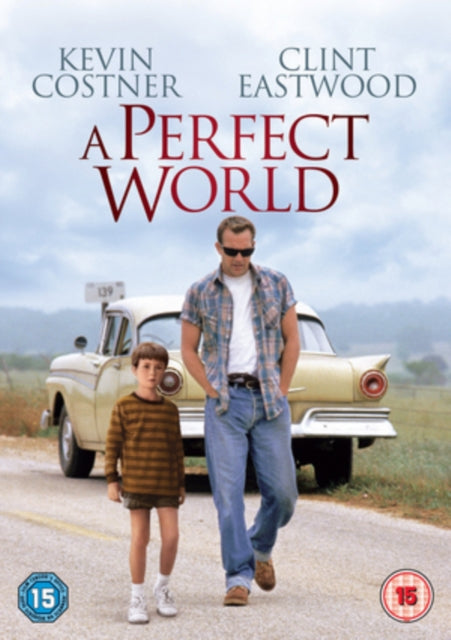 A Perfect World Region 4 DVD New (Kevin Costner Clint Eastwood)