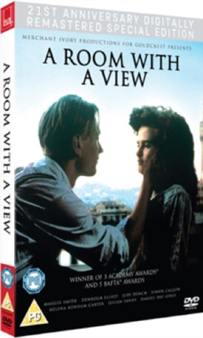 A Room With a View (Maggie Smith, Denholm Elliott) Special Edition Region 2 DVD