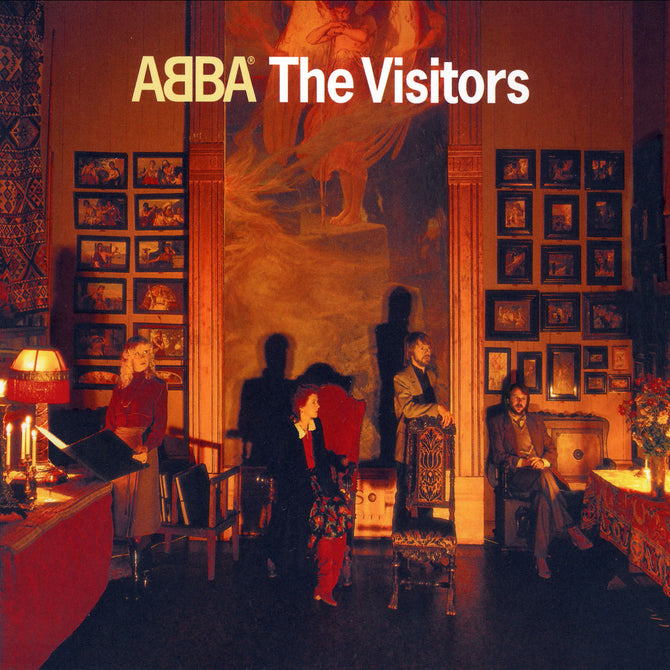 ABBA The Visitors 4 Extra Tracks Remastered New CD