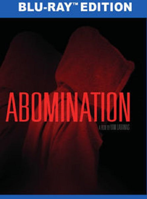 Abomination (Yam Laranas) New Blu-ray Region A Clearance