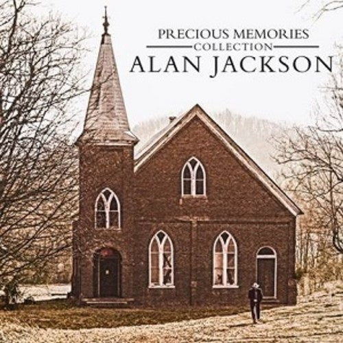 Alan Jackson Precious Memories Collection New CD