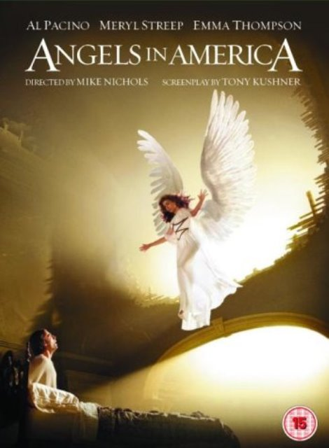 Angels In America (Al Pacino Meryl Streep) Region 4 DVD New