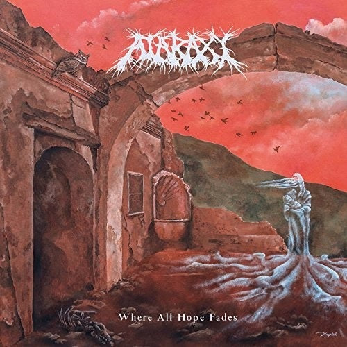 Ataraxy Where All Hope Fades New CD - GST Included In The Price