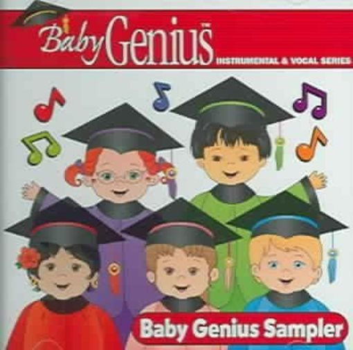 Baby Genius Sampler (New CD)