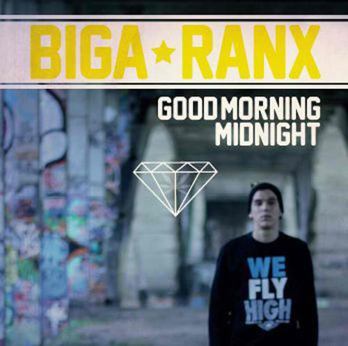 Biga Ranx Good Morning Midnight New Vinyl LP Album (2 Discs)