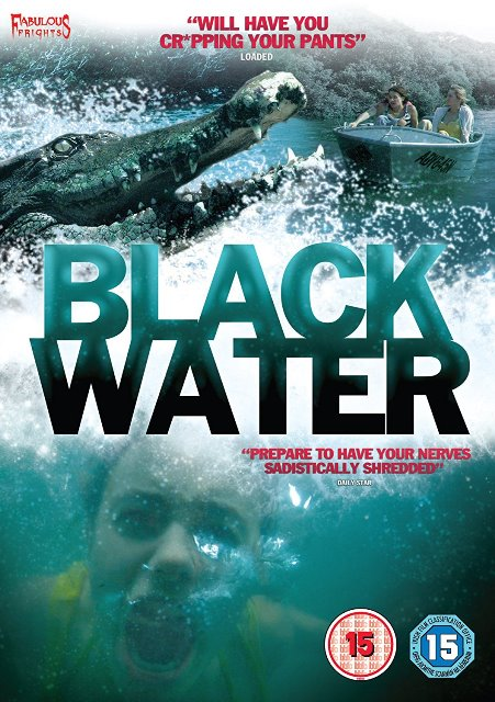 Black Water Blackwater Region 2 DVD New