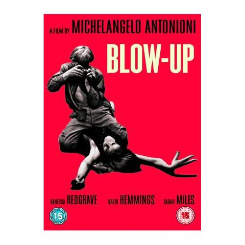 Blow Up (David Hemmings Vanessa Redgrave) New DVD R4