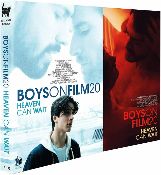 Boys On Film 20 Heaven Can Wait Twenty New DVD Region 4