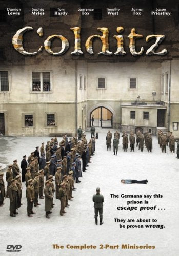 Colditz The Complete 2-Part Miniseries Region 4 DVD New Mini Series