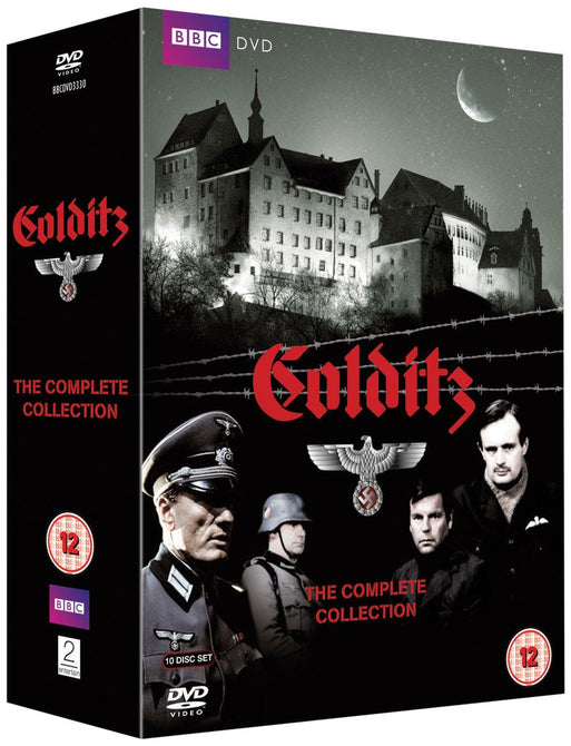 Colditz The Complete Collection Series 1 2 Season One Two Region 4 New DVD