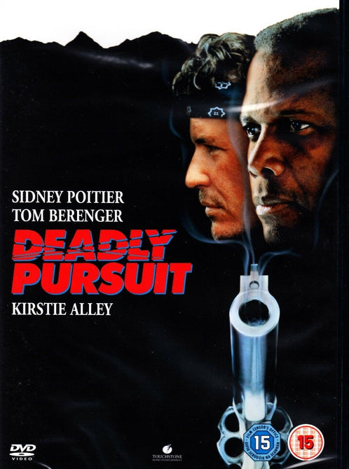 Deadly Pursuit (Sidney Poitier Tom Berenger) New DVD Region 4