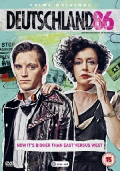 Deutschland 86 (Jonas Nay, Maria Schrader) Eighty Six New Region 4 DVD