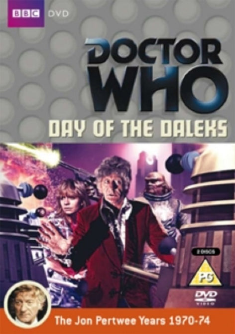 Doctor Who Day of the Daleks (Jon Pertwee, Katy Manning) New Region 2 DVD