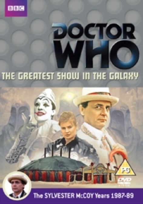 Doctor Who The Greatest Show in the Galaxy (Sylvester McCoy) New Region 2 DVD
