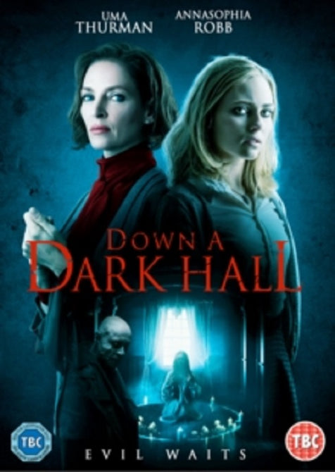 Down a Dark Hall (AnnaSophia Robb, Uma Thurman, Isabelle Fuhrman) Region 2 DVD