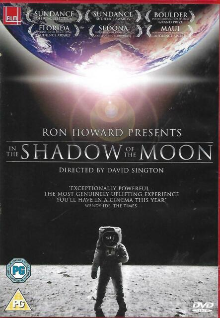In the Shadow of the Moon (Buzz Aldrin, Neil Armstrong) New Region 2 DVD