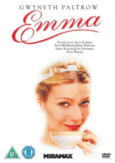 Emma (Gwyneth Paltrow, Toni Collette, Alan Cumming, Ewan McGregor) Region 2 DVD