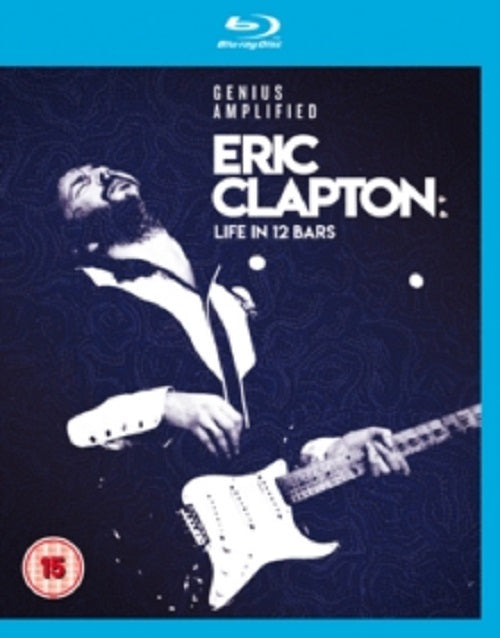 Eric Clapton A Life in 12 Bars Twelve New Region B Blu-ray