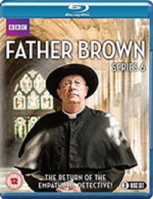 Father Brown Series 6 Season Six Sixth New Region B Blu-ray
