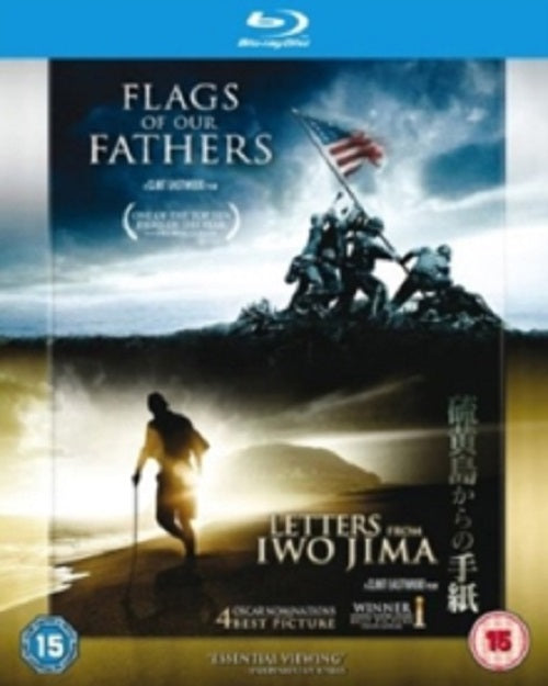 Flags of Our Fathers + Letters from Iwo Jima Ryan Phillippe New Region B Blu-ray