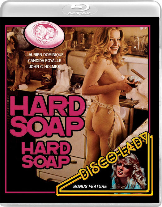 Hard Soap Hard Soap Disco Lady (Candida Royalle John Holmes) New Blu-ray + DVD