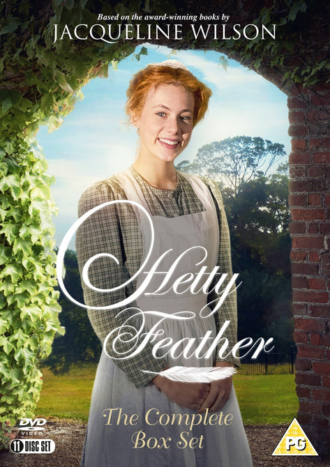 Hetty Feather The Complete Box Set Season 1 2 3 4 5 6 Series 1 - 6 New DVD