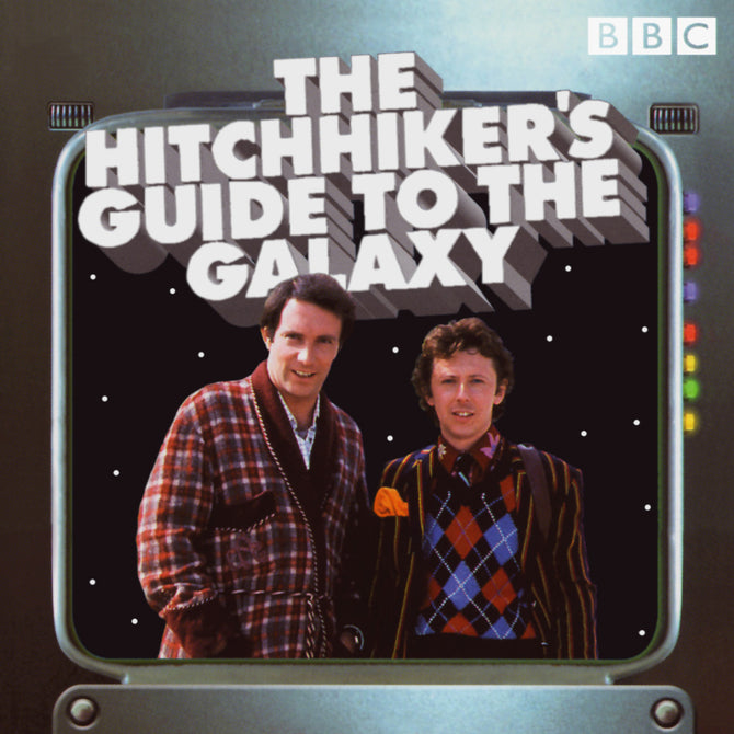 The Hitchhiker's Guide To The Galaxy BBC TV Series Hitchhikers Region 4